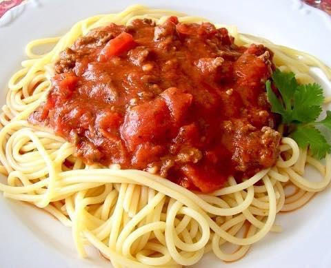 resepi spaghetti bolognese