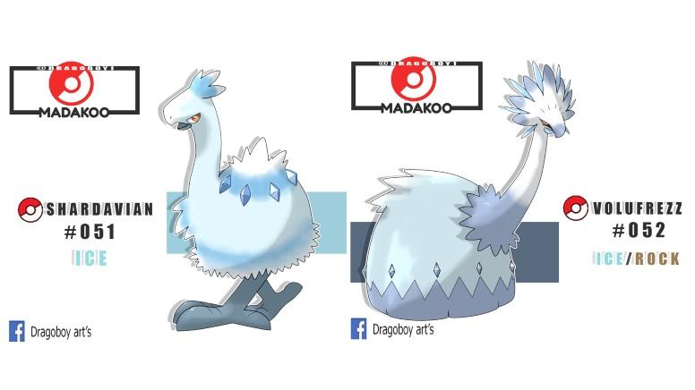 Pokémon Gelo