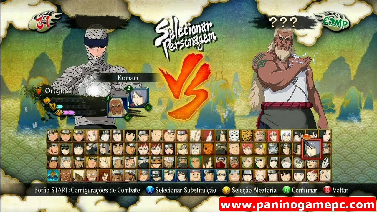 With more than 12 million NARUTO SHIPPUDEN™: Ultimate Ninja® STORM  games ... Ultimate Ninja STORM 4 is going to be the most incredible STORM  game released to date! ... Free NARUTO Ultimate Ninja Series Theme &  Wallpapers ... of your data to our office in the U.S. for analysis and access to our  online services.