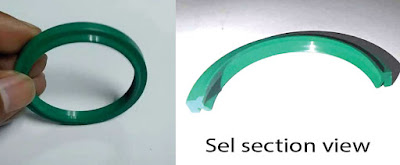 Hydraulic Wiper seal