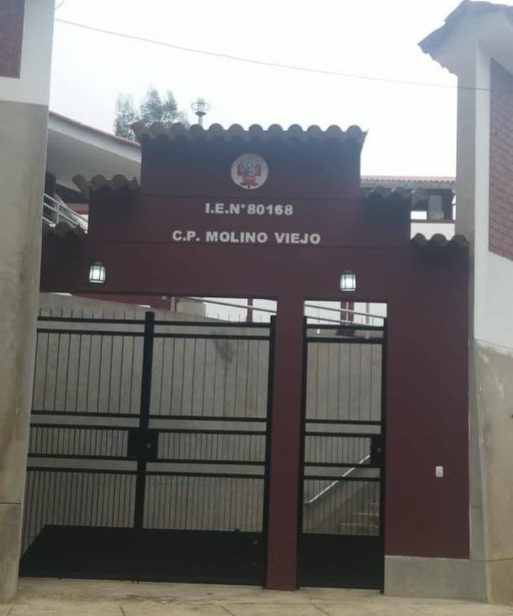 Colegio 80168 - Molino Viejo