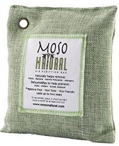 moso air purifying bag