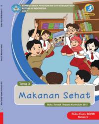 Buku tema 3 Guru Kelas 5 k13 2017