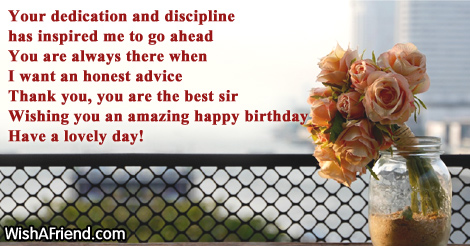Top 31 Images Of Birthday Wishes For Boss Wishes Quotes Pictures Happy Birthday Wishes For Ceo