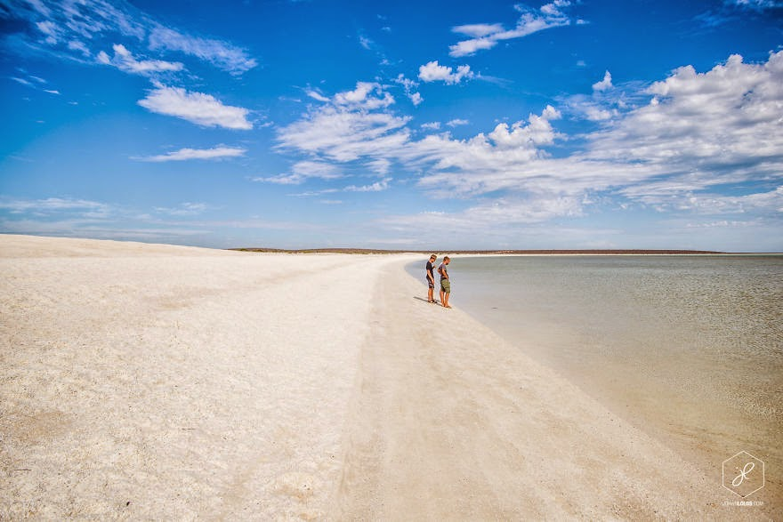 Shell Beach, WA - Man Travels 40,000km Around Australia and Brings Back These Stunning Photos