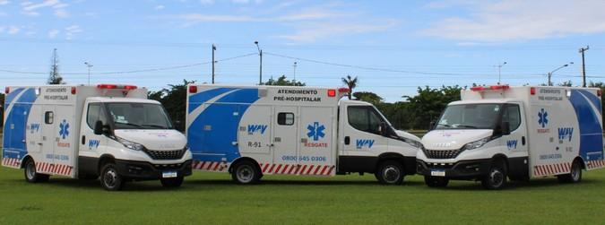 Novo IVECO Daily é escolhido para atendimento de emergências em rodovias