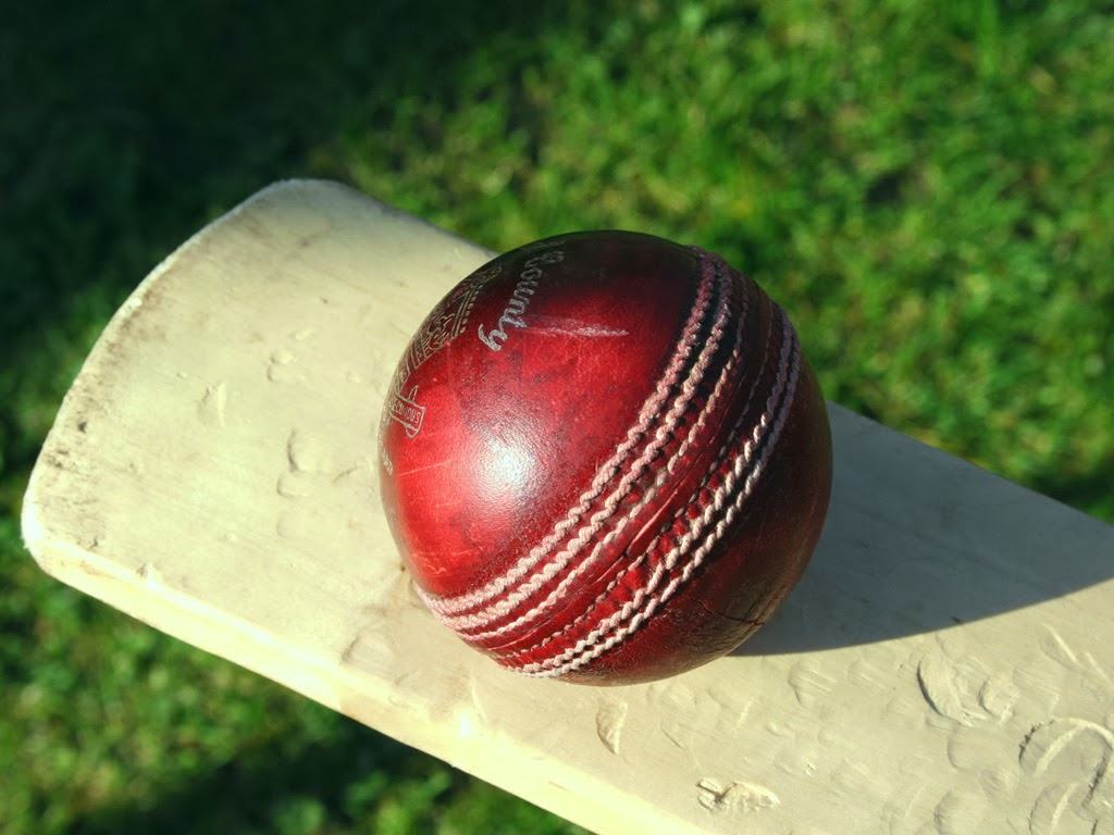 Lukes English Podcast: Explaining the Rules of Cricket - Official Website - BenjaminMadeira