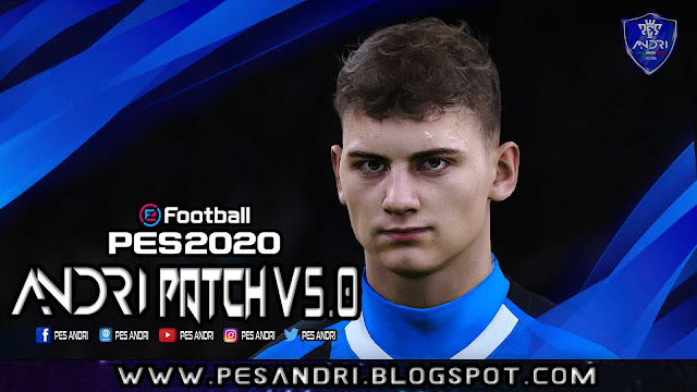 PES 2020 Andri Patch v5.0 AIO For PC