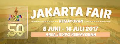 INFO LOWONGAN KERJA EVENT JAKARTA FAIR (JFK) 2017  PT. Jakarta International Expo (Jakarta Fair 2017 Kemayoran) kembali membuka lowongan pekerjaan khusus untuk karyawan temporer). Posisi yang dibutuhkan adalah sebagai berikut:  1. Ticketing