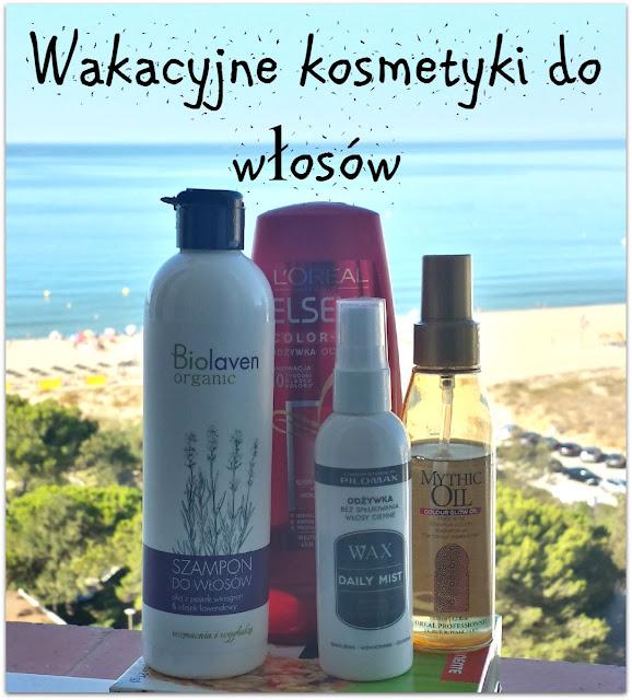 Włosy na urlopie - czyli ochrona włosów latem