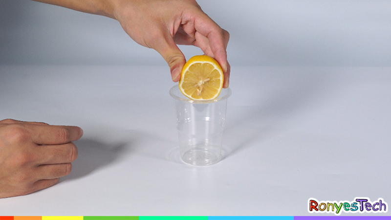 How to Lemon Juice to Keep Invisible Message?