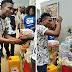"Big Brother Naija Winner ""Efe"" Donates Food Items to the Poor (Photos)"