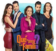 capítulo 6 - telenovela - que le pasa a mi familia  - las estrellas