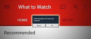 Cara Tepat Mengatasi Youtube Tidak Bisa Dibuka Di Android