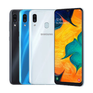 Samsung Galaxy A30 specification