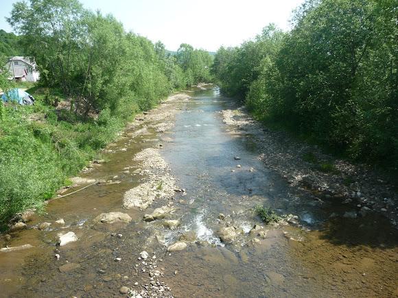 Тисов. Река Сукель