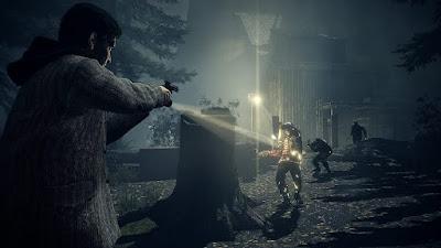 Alan Wake Remastered Game Screenshot 3
