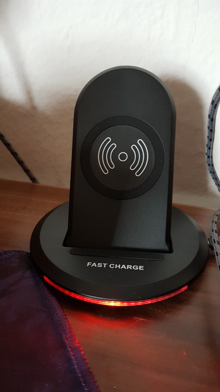 mona 39 s blog fast wireless charger elegiant qi. Black Bedroom Furniture Sets. Home Design Ideas