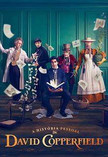 Capa filme A História Pessoal de David Copperfield Grátis