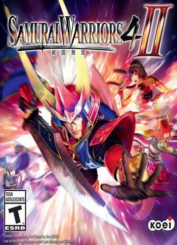 Samurai Warriors 4 II PC Game