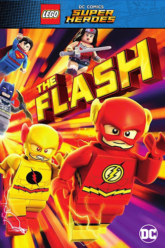 Lego DC Comics Super Heroes: The Flash (Web-DL 720p Dual Latino / Ingles) (2018)