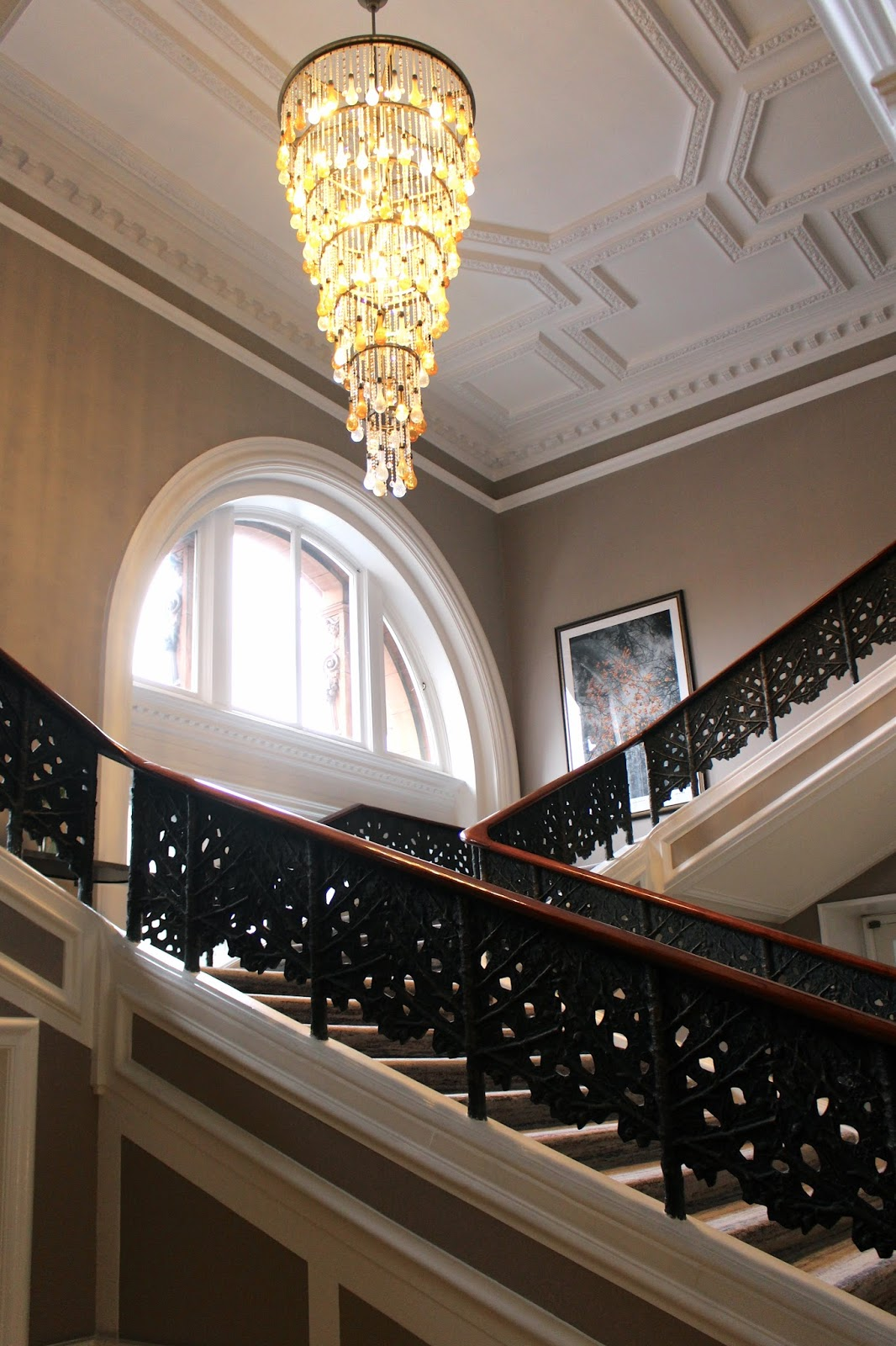 waldorf astoria edinburgh luxury stairs