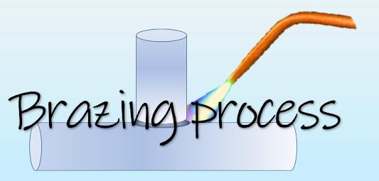 Brazing process