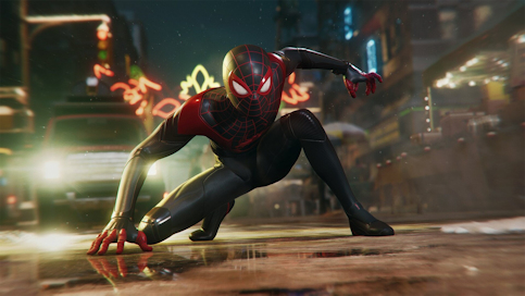 Test Marvel's Spider-Man Miles Morales sur PS5