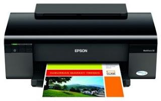 Epson WorkForce 30 Driver & Utilities Download
