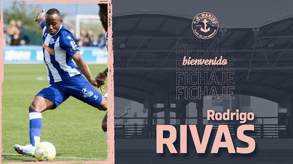 Oficial: CD Marino, firma Rodrigo Rivas