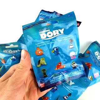 finding dory figure blind bags bandai