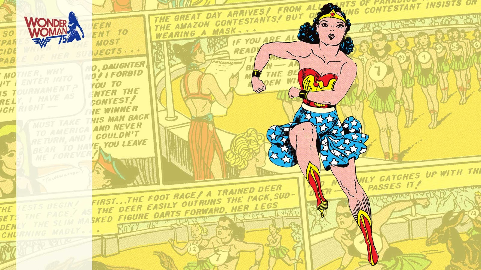 Where Was Wonder Woman Born
