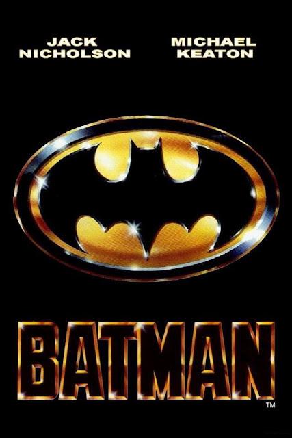 Póster original Batman - 1989