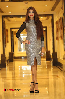 Actress Isha Pictures at Apartment Movie Audio Launch  0075.JPG