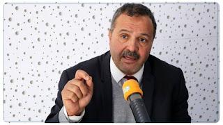 """عبد اللطيف المكي : """"رغم الخطابات الحادة الصادرة من رئيس الجمهورية..... فان حركة النهضة لن تسحب الثقة منه"""