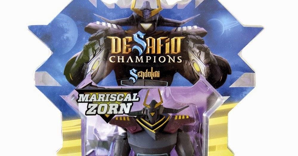 Y Sendokai Desafio Juguetes1demagiaxfaToys Champions Libros SzMVUp