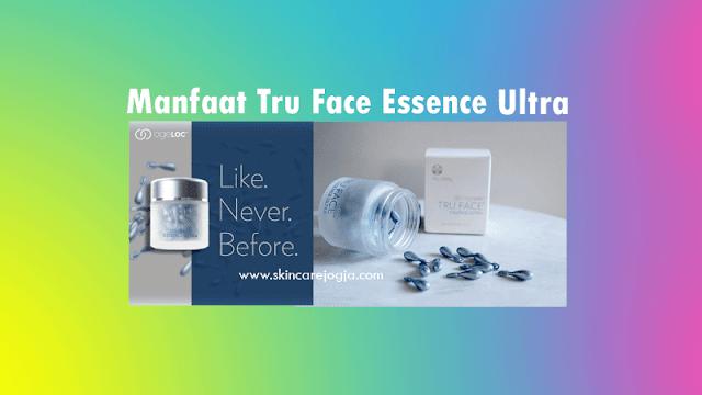 fungsi, manfaat Tru Face Essence Ultra nu skin