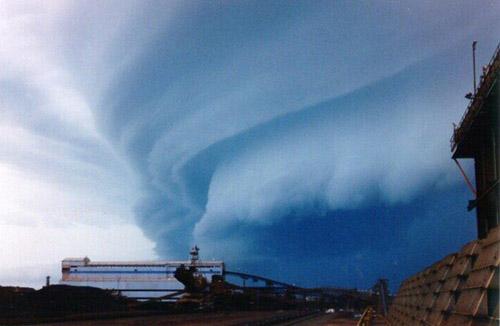 الأعاصير Hurricanes