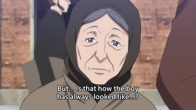Grandma knows the truth