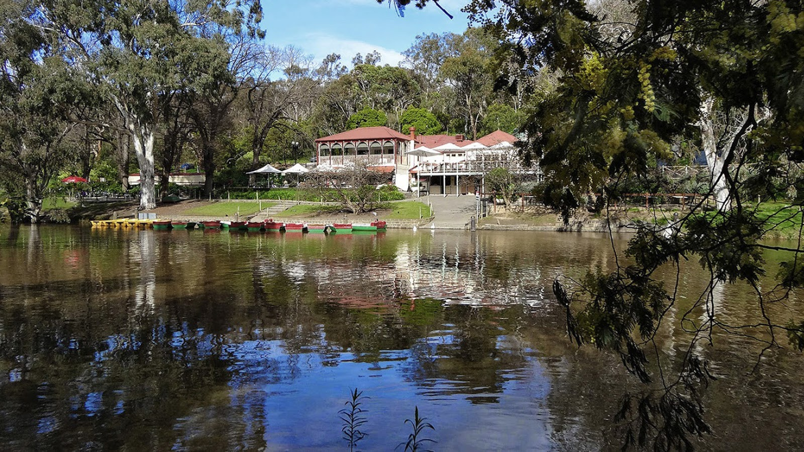 The Boathouse Restaurant Melbourne