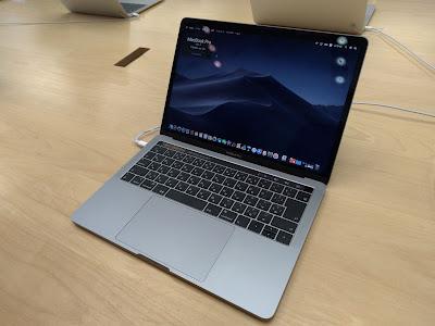 13インチ MacBook Pro 2019年最新モデル