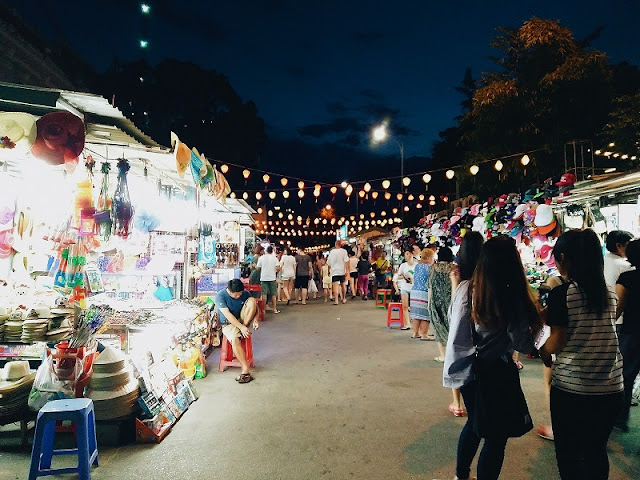 How is the nightlife in the coastal city of Nha Trang? 1