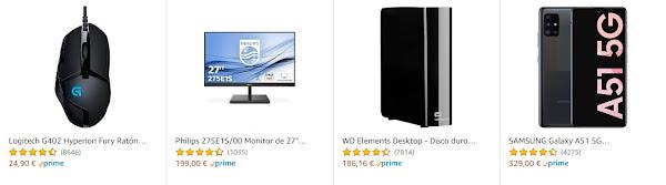 Excelentes ofertas en 11 productos de electrónica e informática