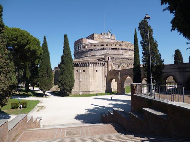 santangelo costas - Castel Sant'Angelo - arquitetura e história