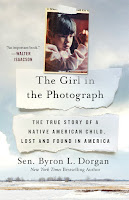 review of The Girl in the Photograph by Byron L. Dorgan