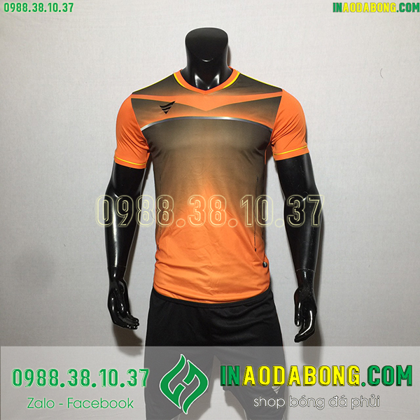 Áo không logo TA Eco màu cam