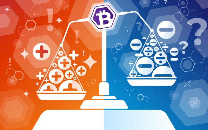 ventajas y desventajas del bitcoin