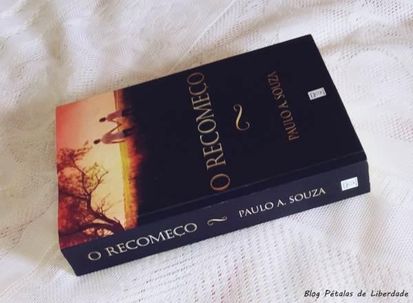 Livro O Recomeço Paulo A Souza