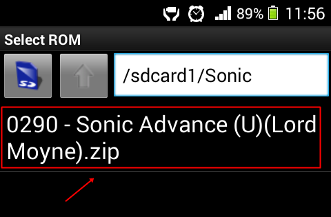 How To Play Sonic Advance [SonicN Nokia N-Gage Game] On Android