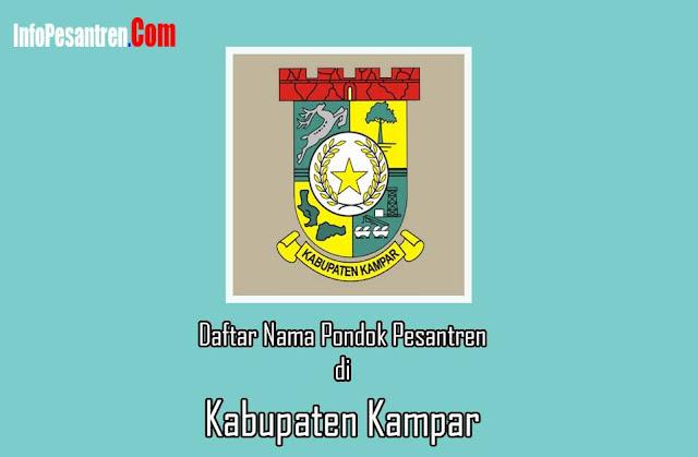 Pesantren di Kabupaten Kampar